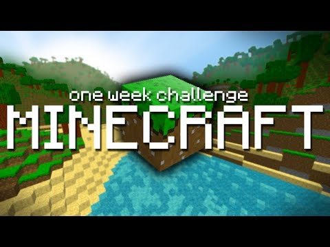 Coding Minecraft in One Week - C++/OpenGL Programming Challenge