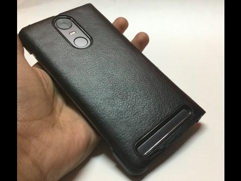 Lenovo Vibe K5 Note Flip Cover review | Flipkart Big Shopping days