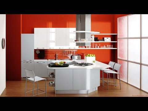 40 Adorable Color Schemes for a Modern Kitchen