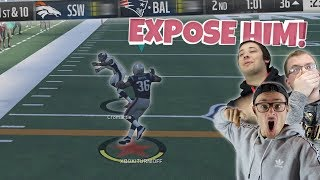 THIS NEW CARD HAS A BIG PLAY ALMOST EVERY TIME HE TOUCHES IT *INCREDIBLE!! Madden 18 Mut Squads
