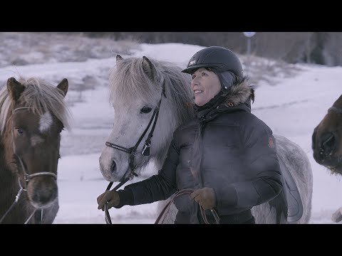 Riding through nature in Iceland - Icelandair Stopover Buddy