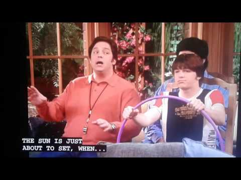 NASCAR Racers Funniest Moments: Drake and Josh: Episode: Driver's License: A thunderstorm hits!