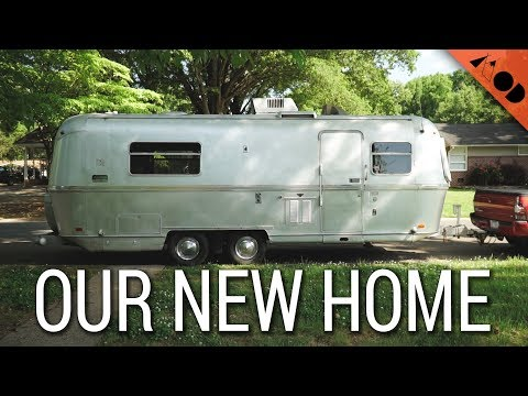 OUR NEW HOME: Full-Time Living in an RV!