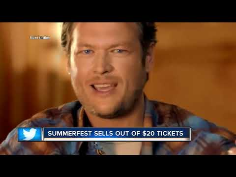 Summerfest sells out of $20 tickets on first day of deal