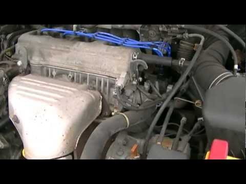 2000 Toyota Camry Bad Spark Plug Wires