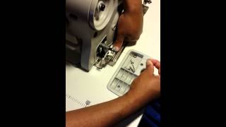 How To Thread A Bobbin On Your Juki