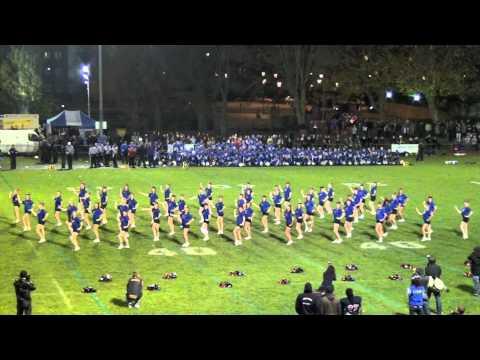 Xplosion Cheerleading: Birmingham Pussycats vs. Nottingham Trent Tigers