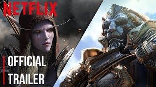 Download WORLD OF WARCRAFT | Netflix Original Series | unOfficial Trailer [HD] | Netflix Video