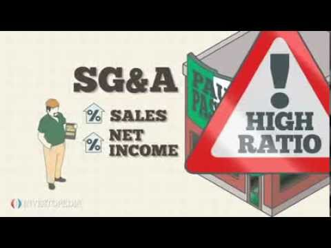 Investopedia Video: Selling, General & Administrative Expenses (SG&A)
