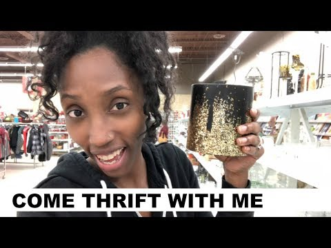 Thrift with me at Vallue Village