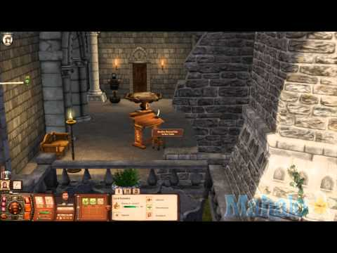 The Sims Medieval - Quest Walkthrough - Heir to the Throne Part 1