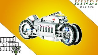 GTA 5 RACING DODGE TOMAHAWK HINDI #61