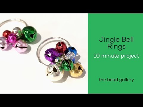 Jingle Bell Rings at The Bead Gallery