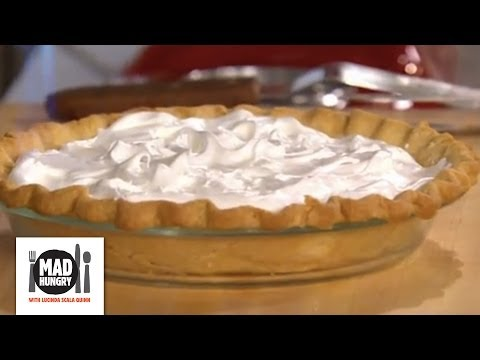 How to Make Custard for a Coconut Cream Pie - Mad Hungry with Lucinda Scala Quinn