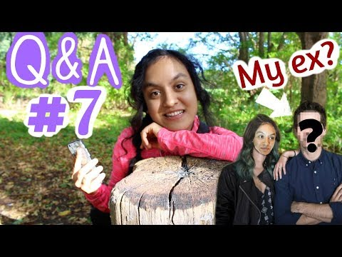 Q&A! My secret Ex Boyfriend, Meeting Viewers in Real Life & Online Relationships?