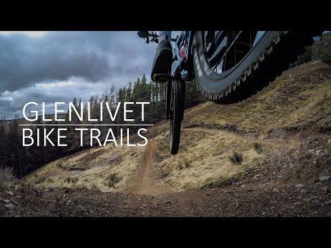 Glenlivet Bike Trails - Mountain Biking in Scotland