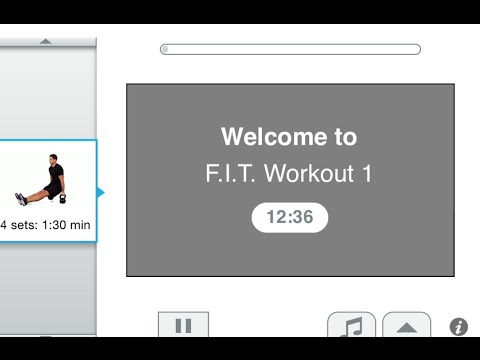 Quality Kettlebell Apps for iOS devices
