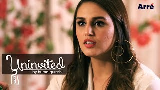 Uninvited By Huma Qureshi  | We Talk  India, Pakistan, Partition 1947, and more