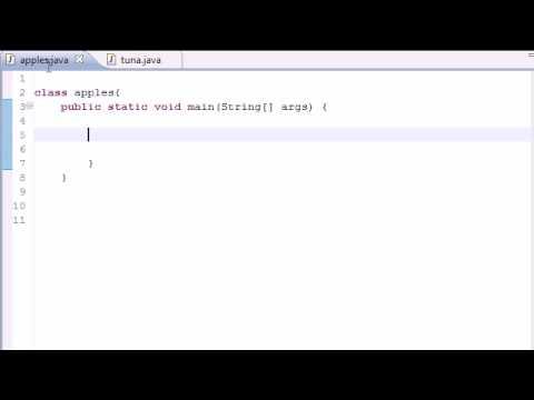 Java Programming Tutorial - 14 - Using Multiple Classes