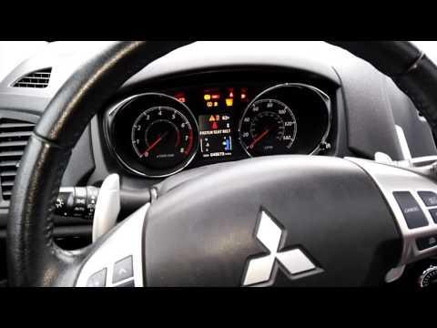 Mitsubishi Outlander CVT Comprado en VEINSA Shuddering , vibración