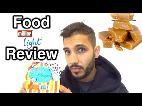 Food Review Ep 2 Muller Toffee Goodies | 100 Calories | Low Calorie Snack