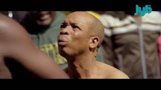Afeez Oyetoro (Saka) Knock it Out at Knockout Movie Premiere