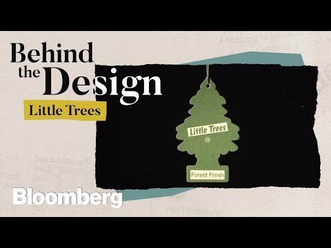 How Tree Air Fresheners Got Their Smell