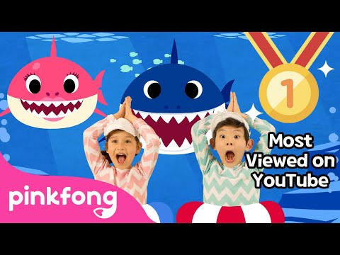 Xxx Mp4 Baby Shark Dance Sing And Dance Animal Songs PINKFONG Songs For Children 3gp Sex
