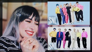 Download BTS x SNL Live Performance REACTION | Mic Drop, Boy With Luv Video