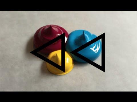 REVERSE Acrylic Paint Colour Mixing - #3 (SLATE BLUE)
