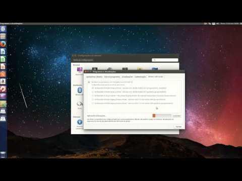 Ubun Linux--Instalação do Driver nVidia no UBUNTU 14.04
