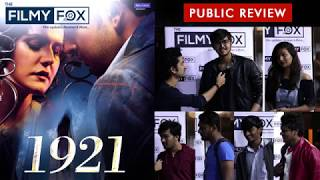 1921 | Film Public Review | Karan Kundra | Zarin Khan | The Filmy Fox