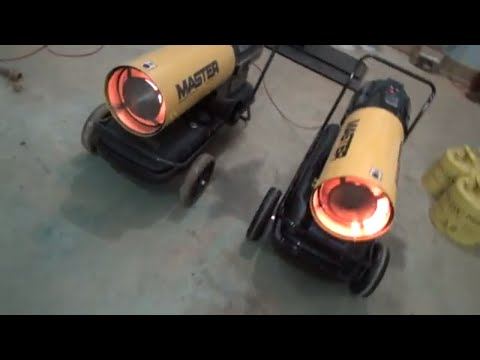 Why I bought another Master Silent drive heater