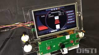 Disti Gl Studio Lite Hybrid Cluster Demo St Microelectronics Accordo5