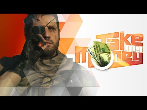 Play Metal Gear Solid V In Style (Take My Money)