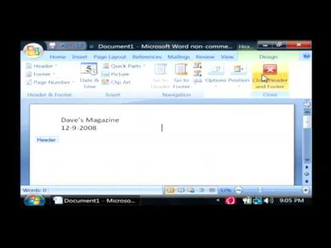 Computers Tips & Advice : How to Create a Magazine With Word