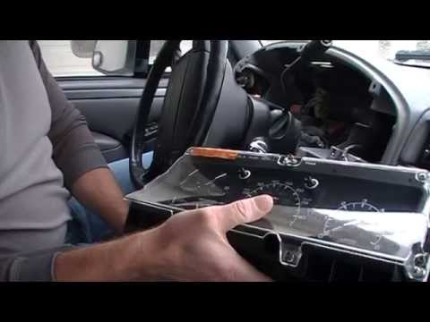 Ford PSOM Style Instrument Cluster Removal by Cluster Fix