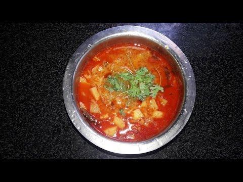 Aloo Kurma  for chapathi ,biryani, and pulao