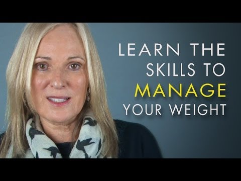 Losing weight using CBT