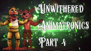 Unwithered Animatronics FNaF 2!   Speed Edit