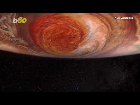 Jupiter's Giant Red Spot Is Shrinking And Changing Color