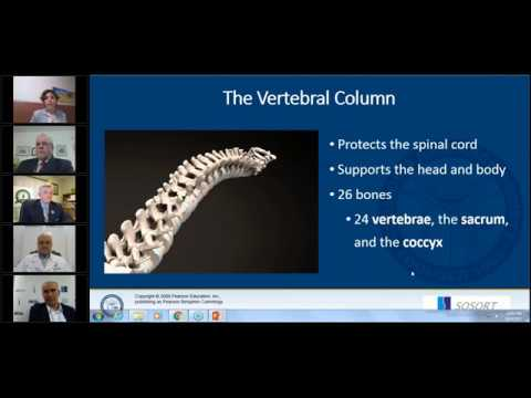 Patient Webinar Adolescent Idiopathic Scoliosis Presented by SRS and SOSORT