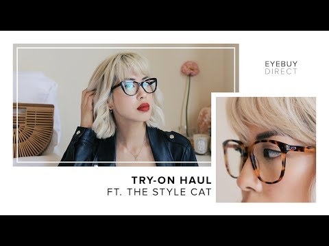 Frames for an Oval Face | EyeBuyDirect x TheStyleCat