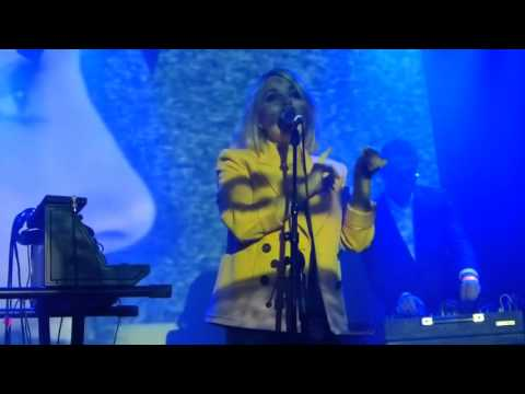 Little Boots - Get Things Done live Belgrave Music Hall, Leeds 24-11-15