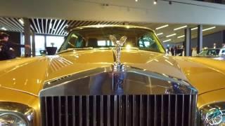 سيارات نادره و قديمه  افتتاح معرض  Nostalgia Classic Cars