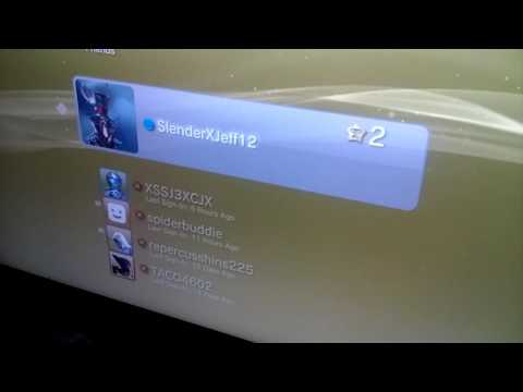 My ps3 gamertags