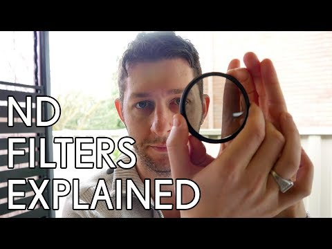 ND Filters Explained (Why & When To Use Them)