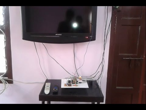 Automatic surveillance system for home using arduino(simple and cheap)