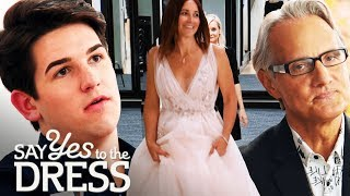 Monte's Best Friend is looking for a Wedding Dress   Say Yes To The Dress Atlanta