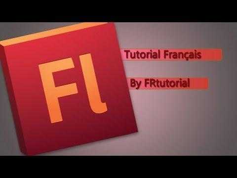 Les bases de Adobe Flash Professional cs6│FRtutorial